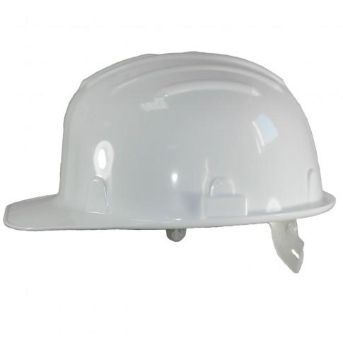 Casca de protectie Gantex EC3, polietilena, alb