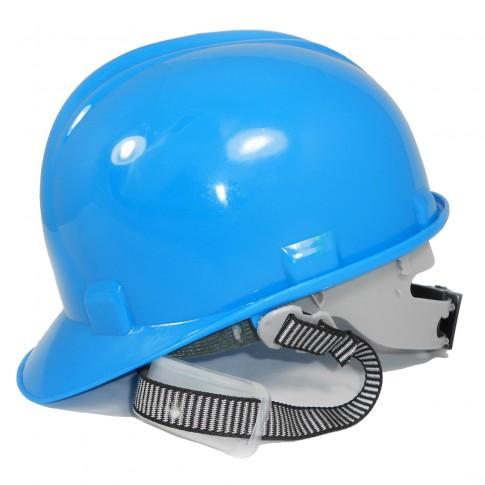 Casca de protectie Gantex EC3/W, polietilena, albastru
