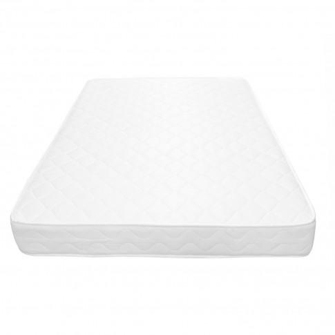 Saltea pat Prestige Elegant ortopedica, cu spuma poliuretanica, cu arcuri, 180 x 200 cm