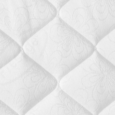 Saltea pat Prestige Elegant ortopedica, 1 persoana, cu spuma poliuretanica, cu arcuri, 125 x 190 cm