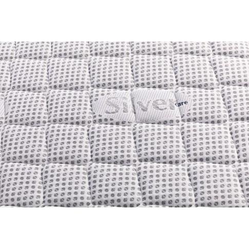 Saltea pat Ideal Sleep Elite, superortopedica, cu spuma poliuretanica + arcuri, 160 x 200 cm