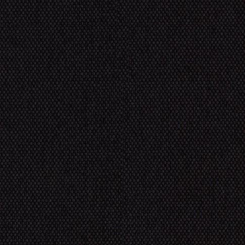 Pat dormitor Sole, o persoana, tapitat, pe dreapta, cu lada, gri inchis + negru, 80 x 190 cm, 2C