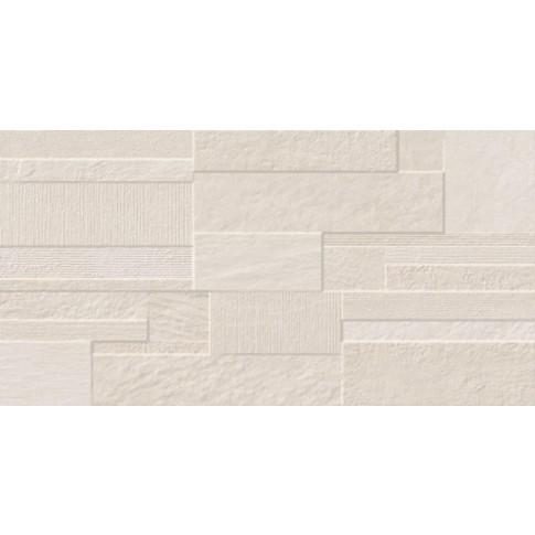 Decor faianta baie / bucatarie Move Shake Marfil mat crem 31 x 60 cm