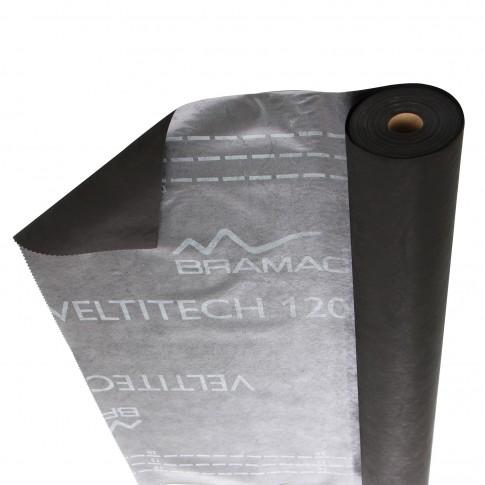 Folie bariera de vapori Bramac Veltitech, 2 straturi, 1.5 x 50 m, 69 mp