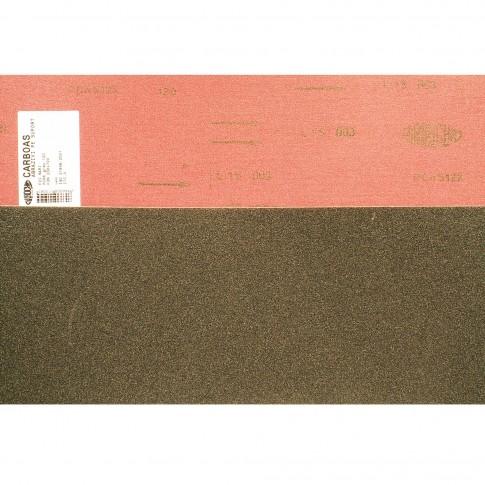 Coala abraziva pentru slefuire parchet, Carboas PCNX, 200 x 700 mm, granulatie 120