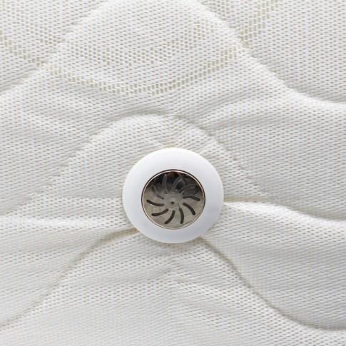 Saltea pat Gama Ortopedic, 160 x 200 cm, cu spuma poliuretanica, cu arcuri