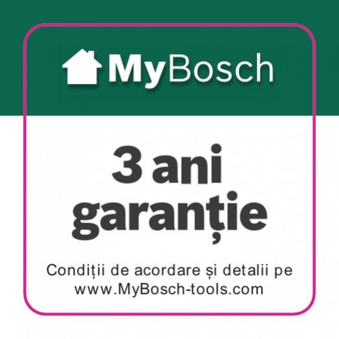 Ciocan rotopercutor cu 3 functii, Bosch PBH 2000 RE, 550 W