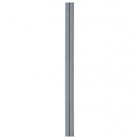 Bara canelata HC 001, 12 x 12 mm, 2 m
