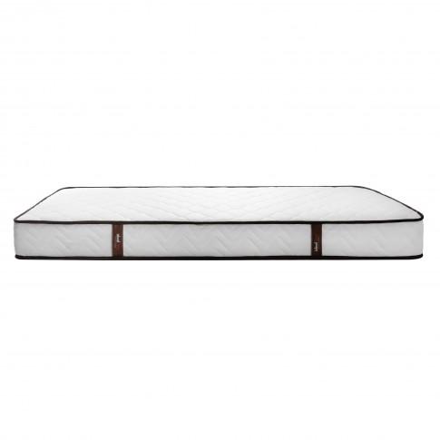 Saltea pat Ideal Sleep, ortopedica, cu spuma poliuretanica + arcuri, 160 x 200 cm