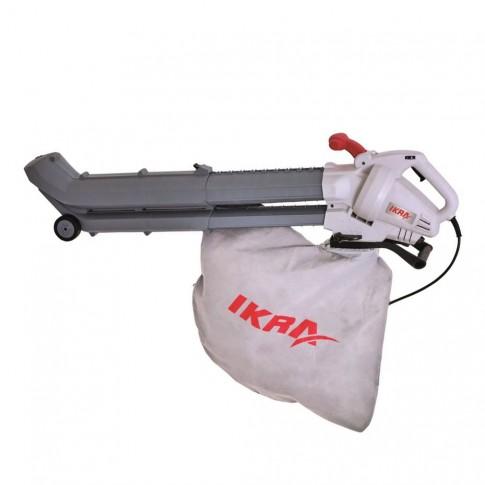 Suflanta / aspirator frunze Ikra BV 2800E, 2800 W, sac 45 l