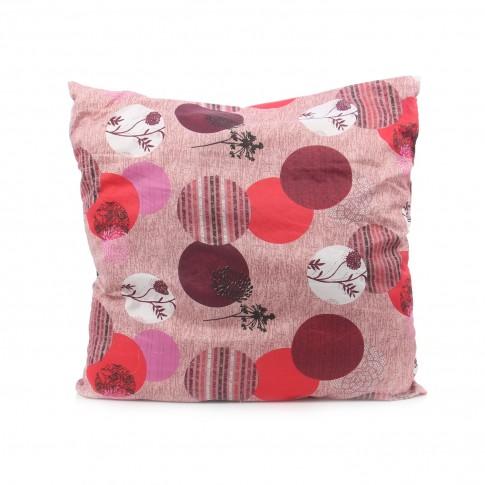 Perna pentru dormit Meltem puf siliconic + microfibra 70 x 70 cm