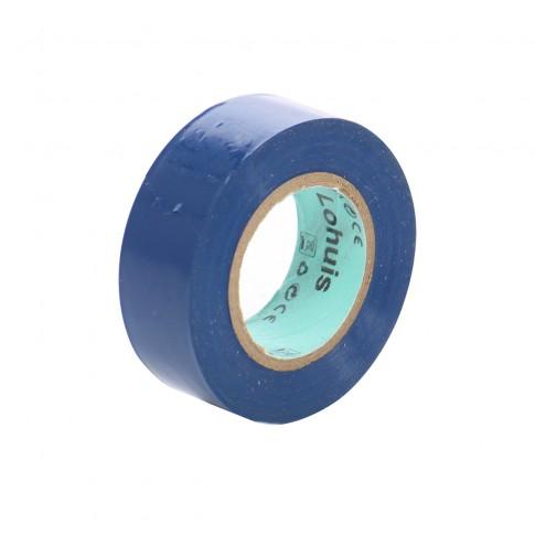 Banda izolatoare Lohuis albastra 10 m x 0.15 mm x 19 mm