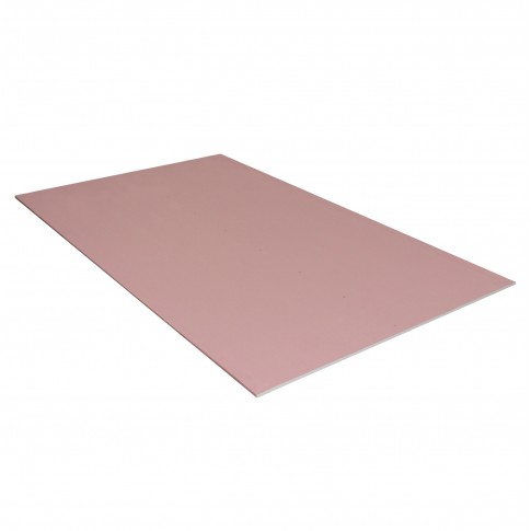 Placa gips carton tip F protectie foc Rigips RF 12.5 x 1200 x 2600 mm