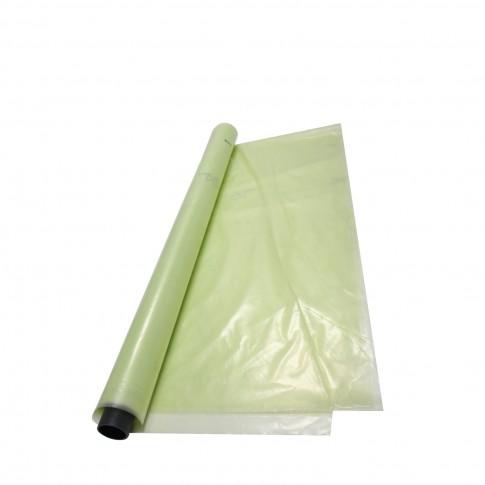 Folie sera / solariu, polietilena Kritifil 2150, transparenta, stabilizata UV, 0.15 mm, 30 x 14 m