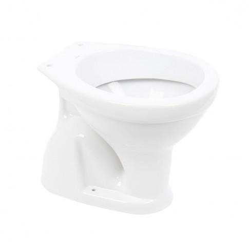Vas WC Cersanit Roma R20 K07-016, alb, cu evacuare verticala