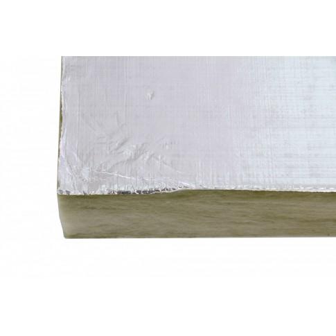 Vata minerala, placa semirigida, Baudeman GW, caserata cu aluminiu, 1200 x 600 x 50 mm