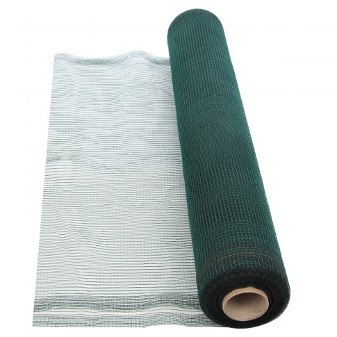 Plasa protectie plante Defender, anti grindina, polietilena, 2 x 50 m