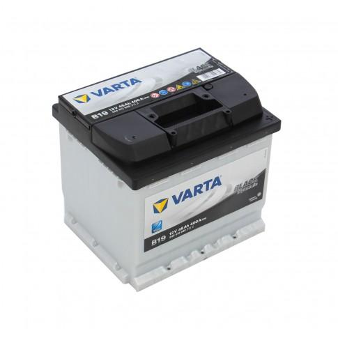 Baterie auto Varta Black Dynamic 12 V, 45Ah, 400 A, 20,7 x 17,5 x 19 cm