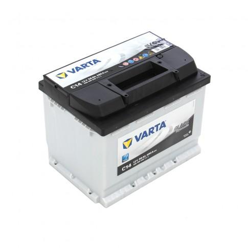 Baterie auto Varta Black Dynamic 12 V, 56Ah, 480 A, 24,2 x 17,5 x 19 cm