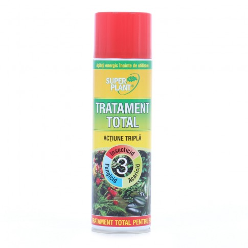 Tratament total pentru plante, Super Plant 13194, 500 ml