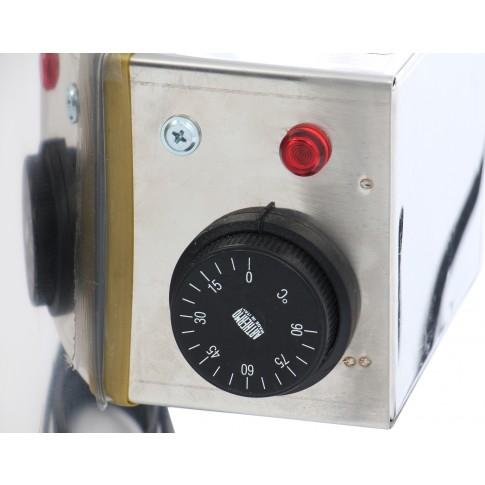 Boiler pe lemne si electric  INXEL 70, de baie, rezistenta 2 kW, 230 V, 70 L