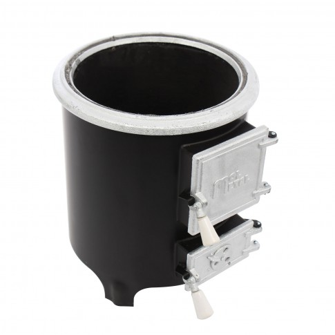 Soba pentru boiler de baie