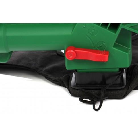 Suflanta / aspirator frunze Grunman, 2200 W, sac 40 l