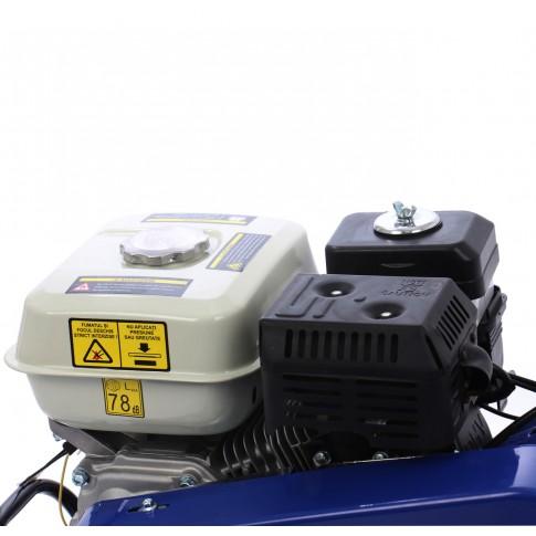 Motocultor pe benzina Ruris Gigant 6048, 7 CP, 3 viteze + roti transport
