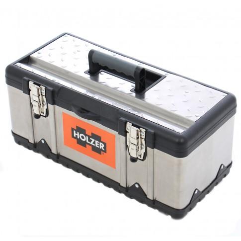 Cutie metalica pentru scule, Holzer PT14099-2, 470 x 235 x 210 mm