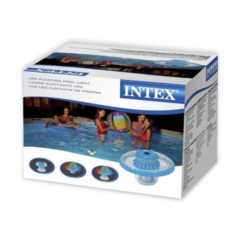 Spot luminos plutitor, pentru piscina, Intex 28695