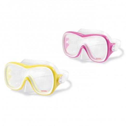 Ochelari inot Wave Rider Intex 55978, diferite culori