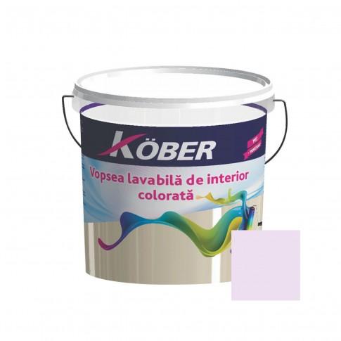 Vopsea lavabila interior, Kober, lavanda V8380, 8.5 L