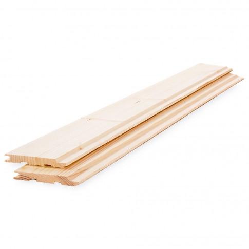 Lambriu lemn rasinoase, interior, 1000 x 96 x 12 mm