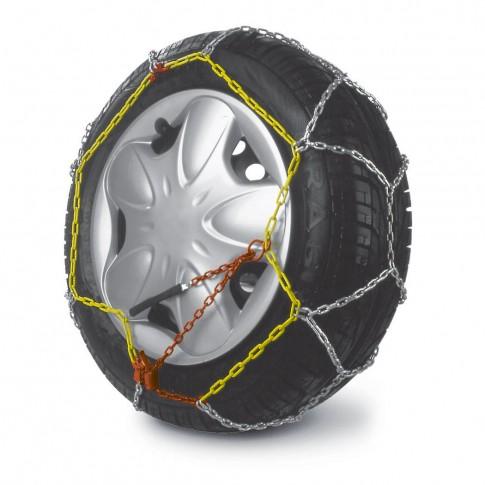 Lanturi antiderapante Bottari, tip plasa, 9 mm, M050, set 2 bucati