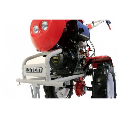 Motocultor diesel Loncin LC1440, 9.5 CP, 3 viteze + roti