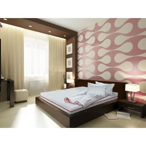Saltea pat Bedora Confort Relax, cu spuma poliuretanica + memory, fara arcuri, 140 x 190 cm + pilota + perne