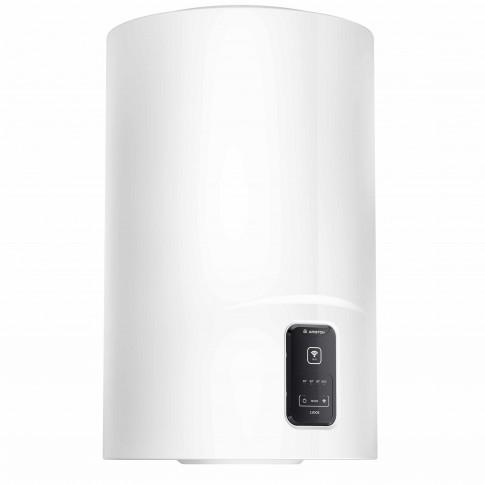Boiler electric Ariston Lydos Wi-Fi 100, 100 L, 1800 W, conectivitate internet