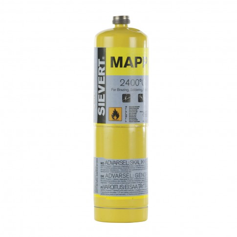 Butelie gaz, Sievert Mapp Gas, cu conexiune US 1