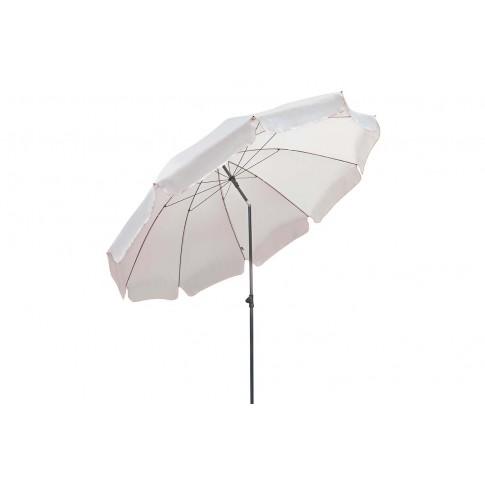 Umbrela soare, pentru terasa, Mexico, rotunda, structura metal, D 200 cm
