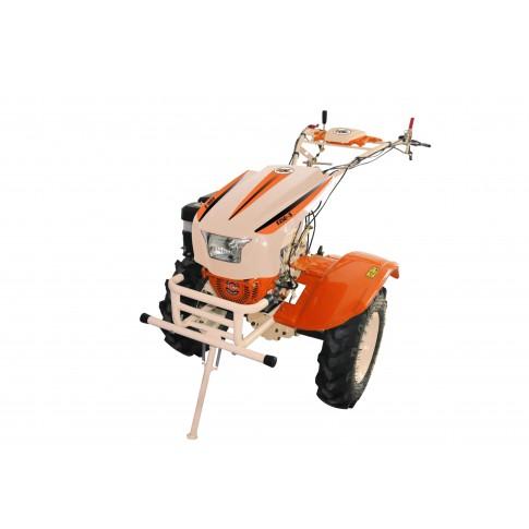 Motocultor pe benzina O-Mac 1350-S, 13 CP, 3 viteze + roti si diferential