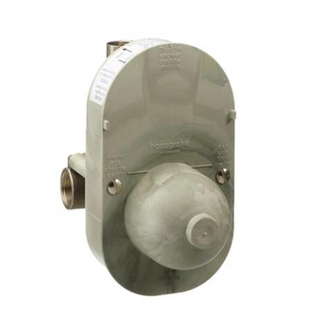 Baterie baie incastrata pentru cada / dus, Hansgrohe My Sport, montaj incastrat, monocomanda, finisaj cromat