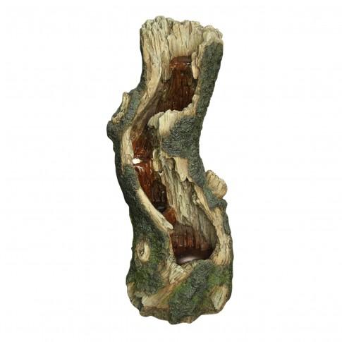 Fantana arteziana Grunman MZ13951AA, decoratiune gradina, cu pompa recirculare apa, 31.5 x 28 x 77.5 cm