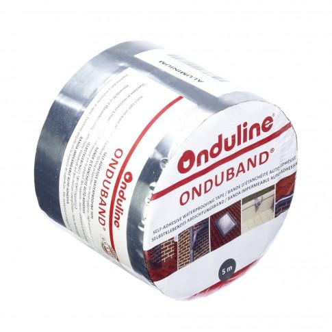 Banda reparatii si etansare Onduband, aluminiu, 7,5 cm x 5 metri