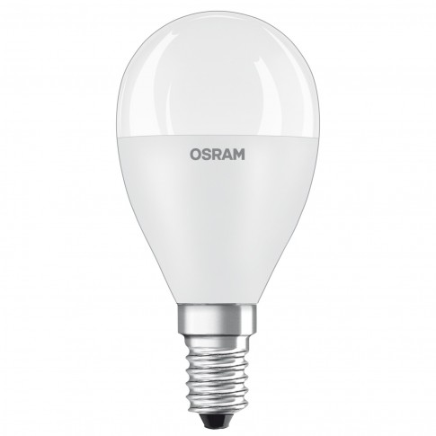 Bec LED Osram mini P60 E14 7.5W 806lm lumina rece 6500 K