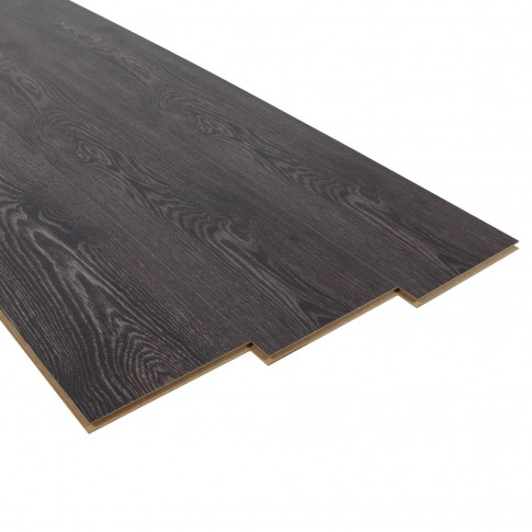 Parchet laminat 8 mm velvet oak / negru FloorPan FP161 clasa 31