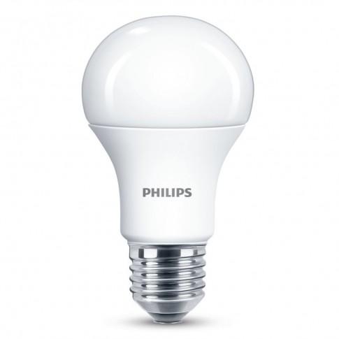 Bec LED Philips clasic A60M E27 10W 1055lm lumina rece 6500 K