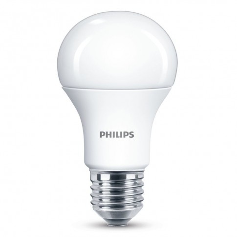 Bec LED Philips clasic A60M E27 11W 1055lm lumina calda 2700 K
