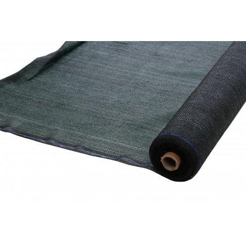 Plasa protectie opaca, Dakota, verde, 1.5 x 10 m