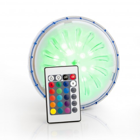 Proiector LED RGB magnetic, pentru piscine supraterane