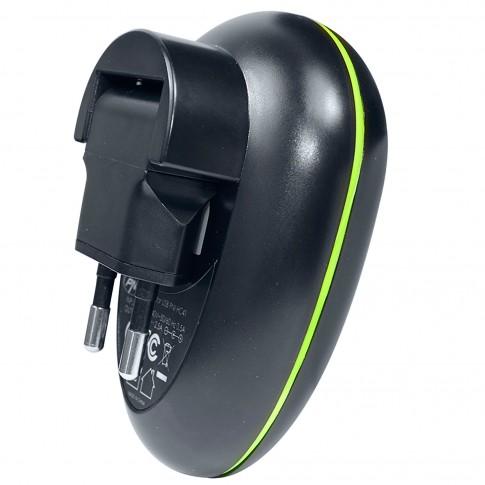 Incarcator USB PNI HC41, 4 porturi USB, negru